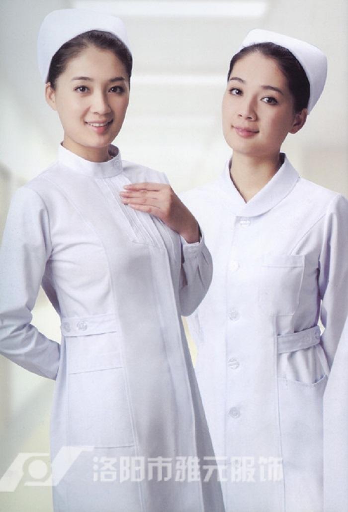 瀍河回族區定制護士服套裝「洛陽市步慶祥時裝廠供應」