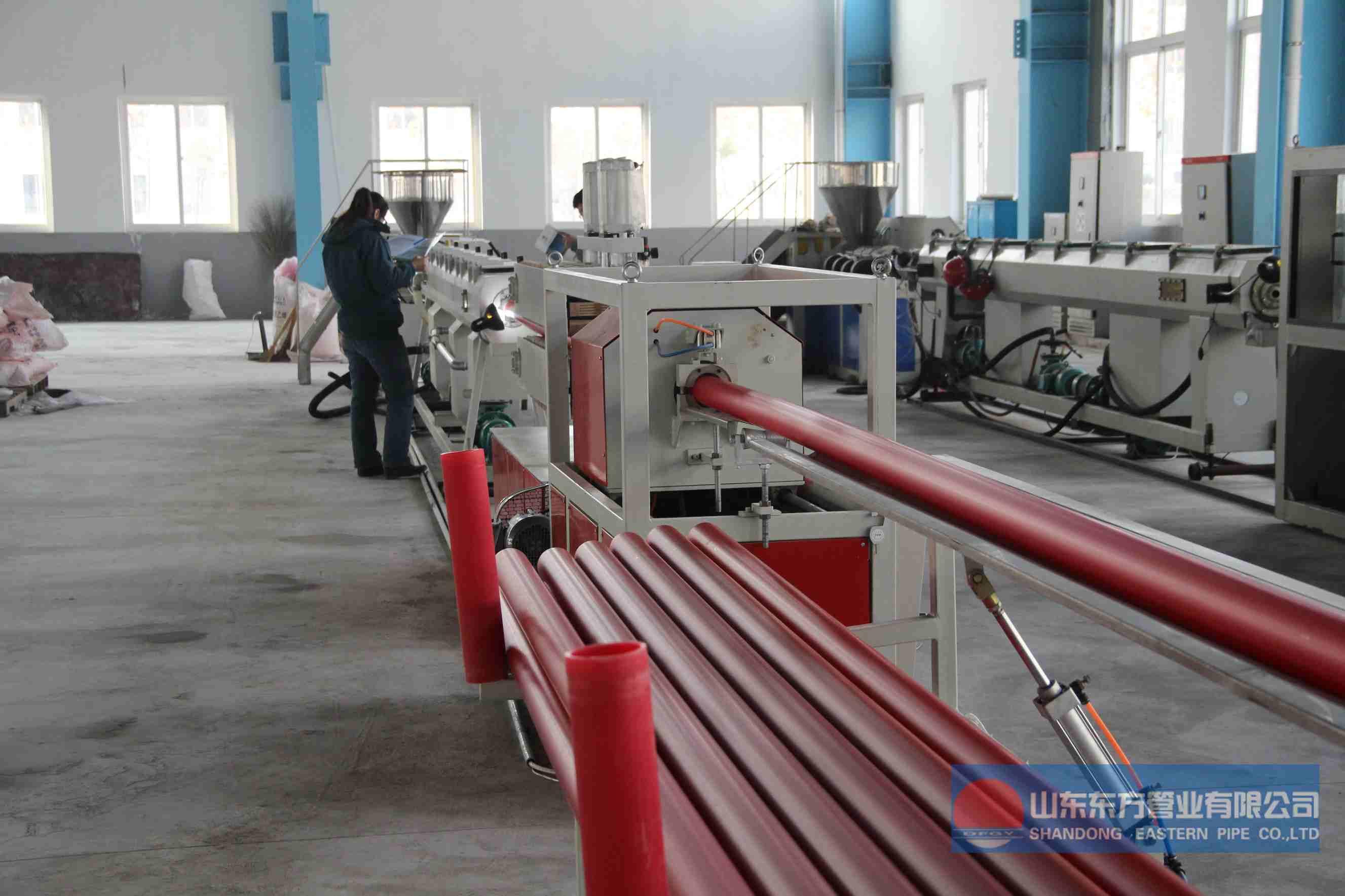 四川高分子钢塑复合管销售电话 铸造辉煌 山东东方管业供应