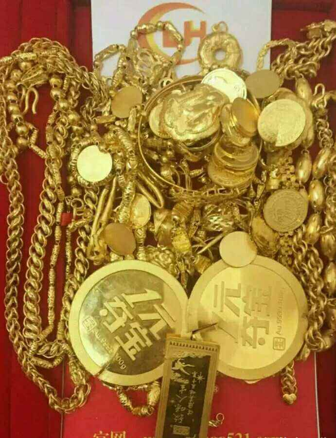 西站十字正宗黄金回收市场价「李东洋黄金加工供应」