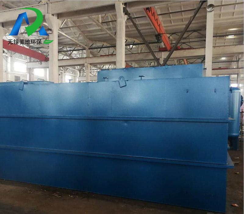 青海直销MBR膜一体化污水处理设备推荐货源