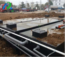 陜西優質地埋式一體化污水處理設備便宜 來電咨詢 無錫美地環保科技供應