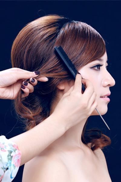 安徽正规新娘化妆造型在线咨询 欢迎咨询 苏州美之袖形象设计咨询服务供应