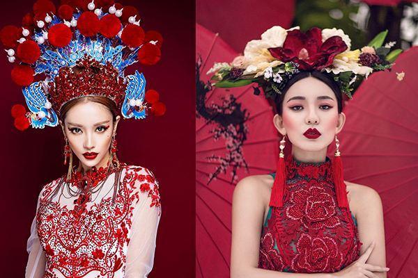 上海职业影视化妆服务至上