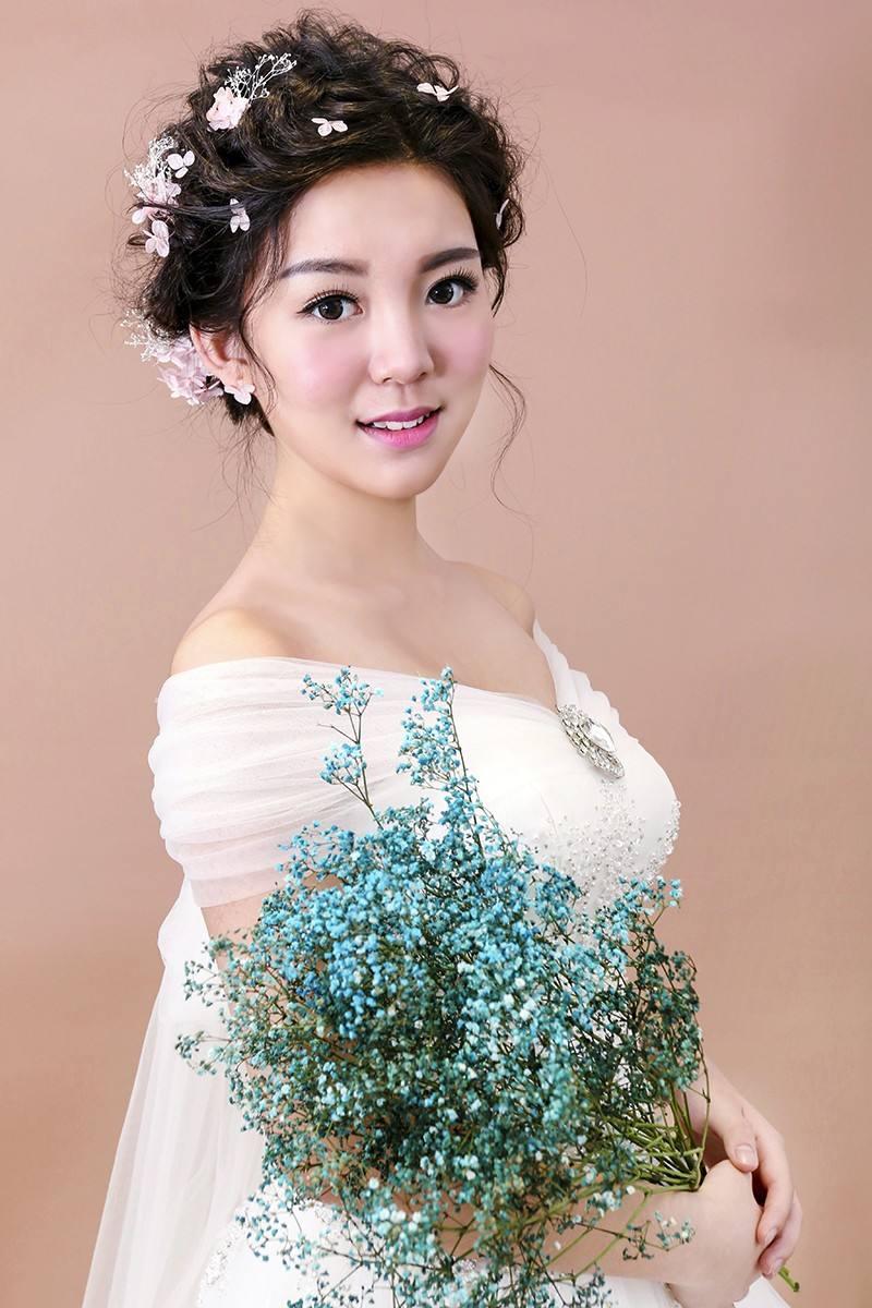 浙江专业新娘化妆造型要多少钱 欢迎来电 苏州美之袖形象设计咨询服务供应