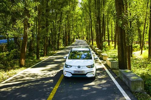 江北区小型纯电动汽车高品质的选择 服务至上「宁波轿辰格瑞新能源汽车供应」