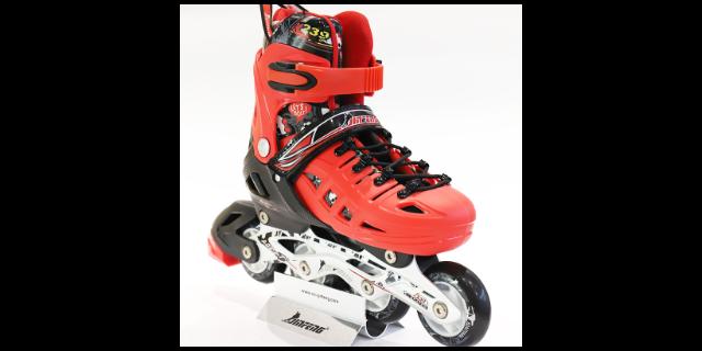 北京花样滑轮运动鞋哪里买 贴心服务 宁波金峰文体器材供应