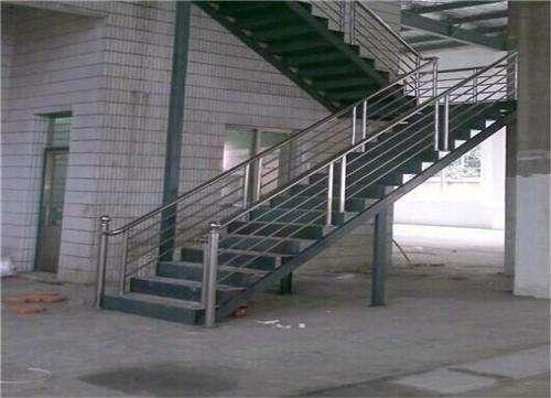 宁海钢结构楼梯哪家专业,钢结构楼梯