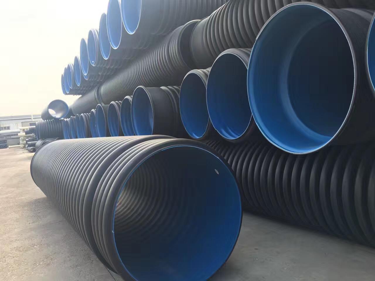 慈溪HDPE双壁波纹管质量保证 来电咨询 宁波塑通管业供应