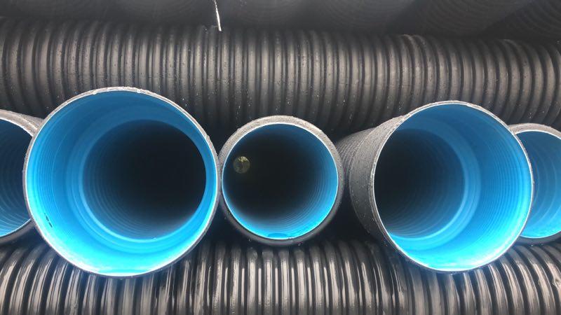 耐低温HDPE双壁波纹管在线咨询 服务为先 宁波塑通管业供应
