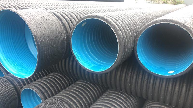 舟山HDPE双壁波纹管生产厂家哪家好 欢迎咨询 宁波塑通管业供应