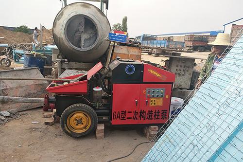 附近有没有买二次结构泵车,二次结构泵