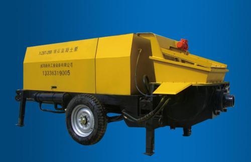 上海小型细石混凝土泵价格 服务至上 南京鲁科重工机械供应