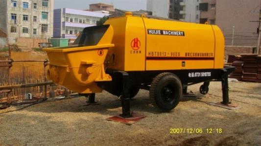 鼓楼区安全混凝土泵哪个品牌好 南京鲁科重工机械供应「南京鲁科重工机械供应」