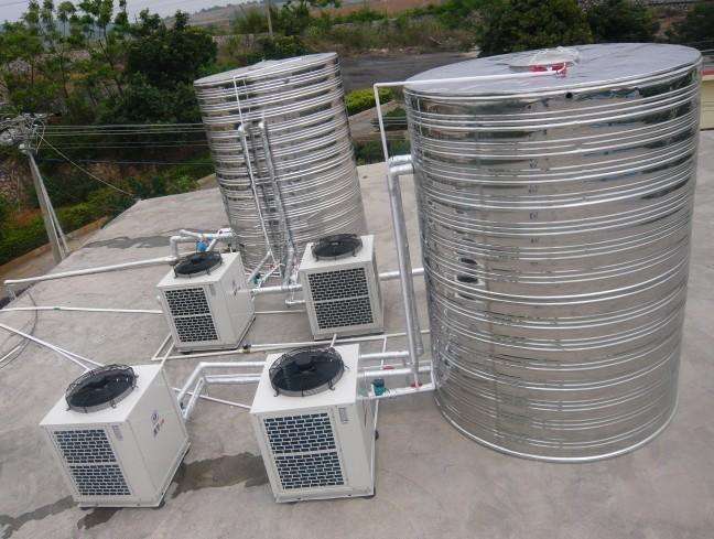 常州哪里有空氣能 南京羅威環境工程供應