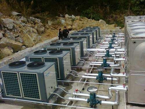 哪邊有空氣源熱水 南京羅威環境工程供應