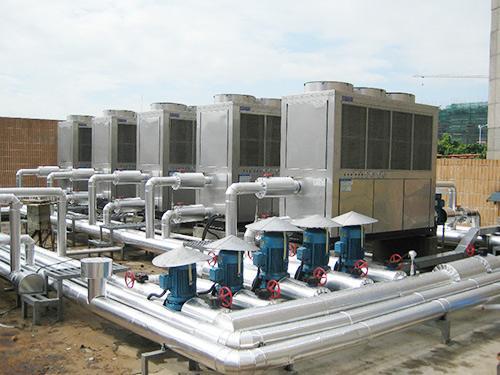 泰安空气源 南京罗威环境工程供应