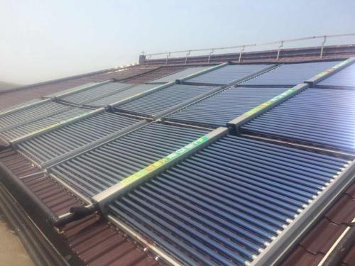 景德镇太阳能热泵热水器公司 南京罗威环境工程供应