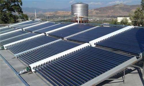 马鞍山太阳能热水器厂家 南京罗威环境工程供应