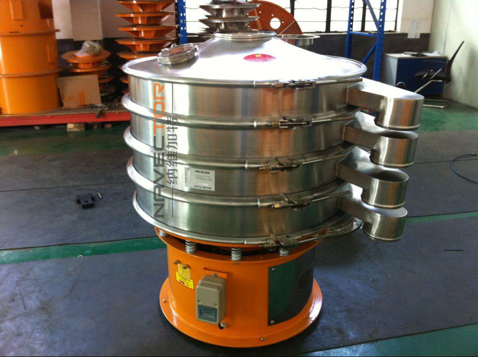 重庆NHI系列振动筛多少钱 上海纳维加特筛分技术供应「上海纳维加特筛分技术供应」