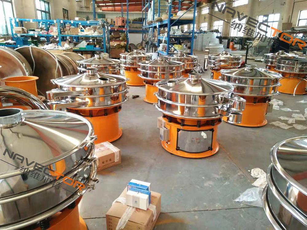 上海NHI系列振动筛全国发货