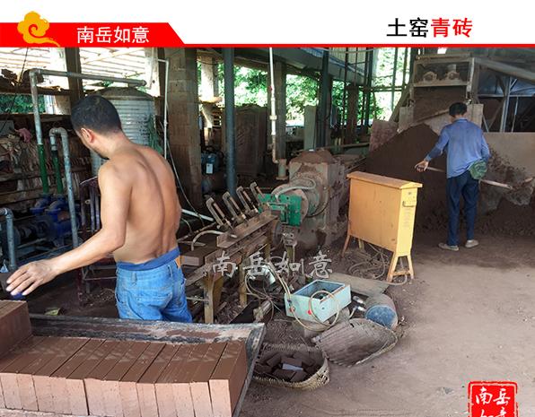 广东古建青砖供应 如意青砖青瓦厂