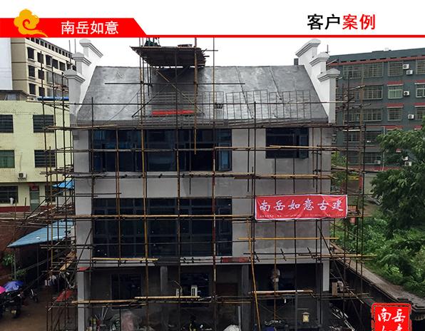 广东古建筑青瓦厂 如意青砖青瓦厂