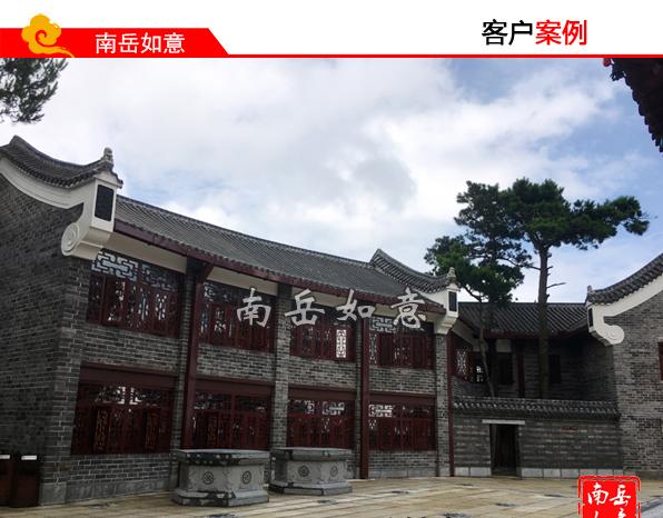 湖南寺庙青砖供应 如意青砖青瓦厂