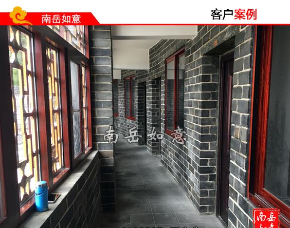 湖南古建筑青砖厂家 如意青砖青瓦厂