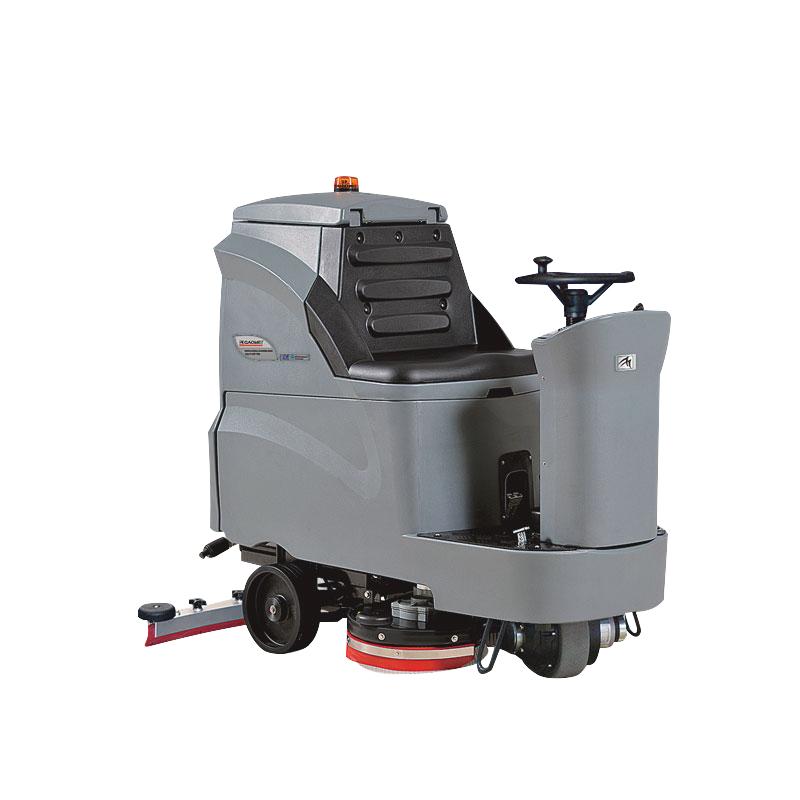 徐州工厂驾驶式洗地机维修 创造辉煌 普力拓无锡清洁系统供应