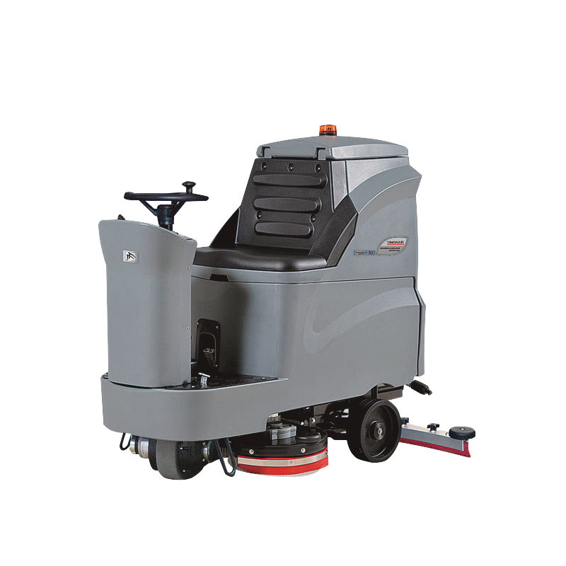 江苏双刷式驾驶式洗地机销售 诚信服务 普力拓无锡清洁系统供应