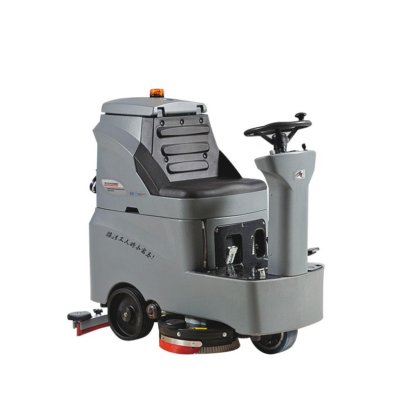 江苏展馆驾驶式洗地机采购 欢迎来电 普力拓无锡清洁系统供应