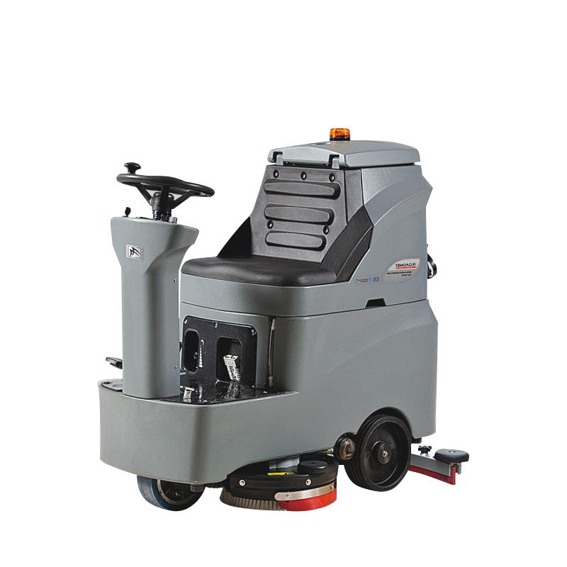 江苏智能驾驶式洗地机采购 诚信为本 普力拓无锡清洁系统供应