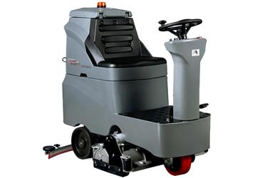 江蘇維修駕駛式洗地機視頻 誠信互利 普力拓無錫清潔系統供應
