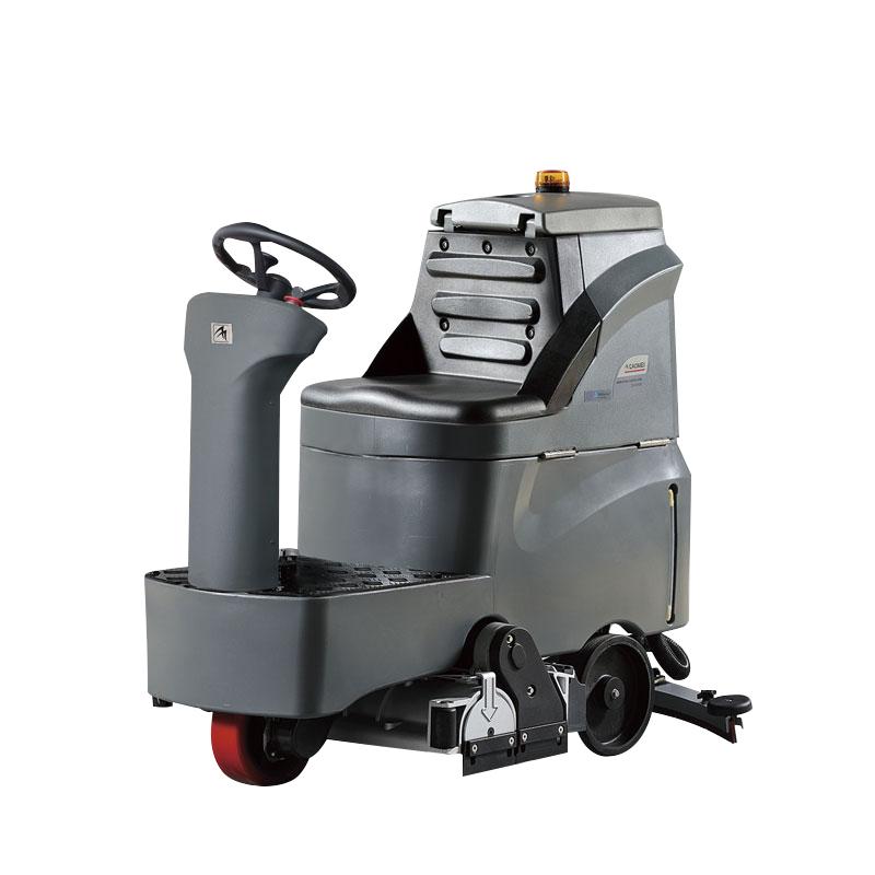 江苏企业驾驶式洗地机维修 服务至上 普力拓无锡清洁系统供应