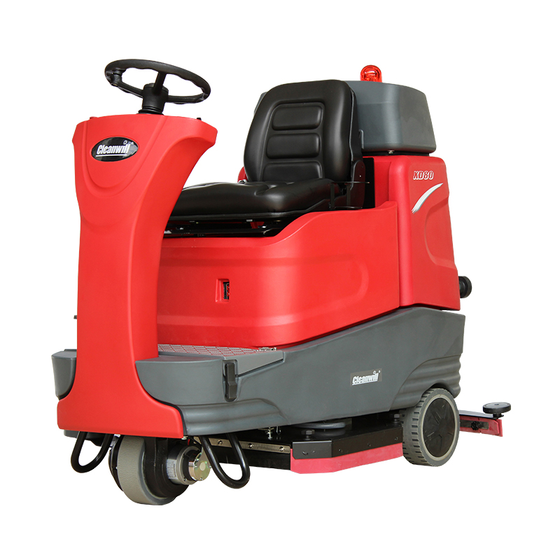 江苏哪里有卖驾驶式洗地机机器 诚信互利 普力拓无锡清洁系统供应