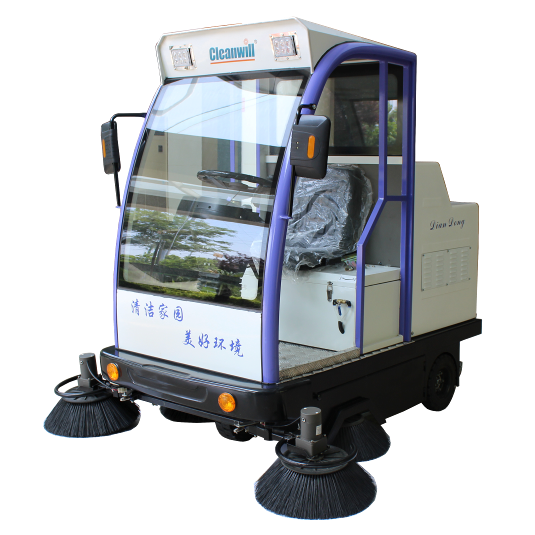 供应无锡市城市街道扫地机介绍价格普力拓无锡清洁系统供应
