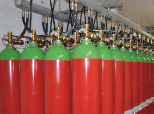 经销海固德HFC-227ea气体灭火系统