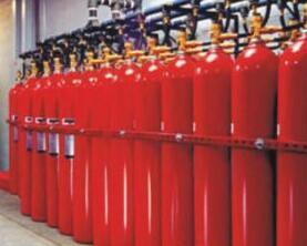FM认证IG541气体灭火系统