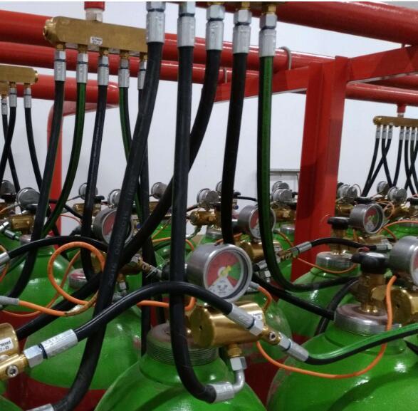 HYGOOD海固德管网式灭火系统价格