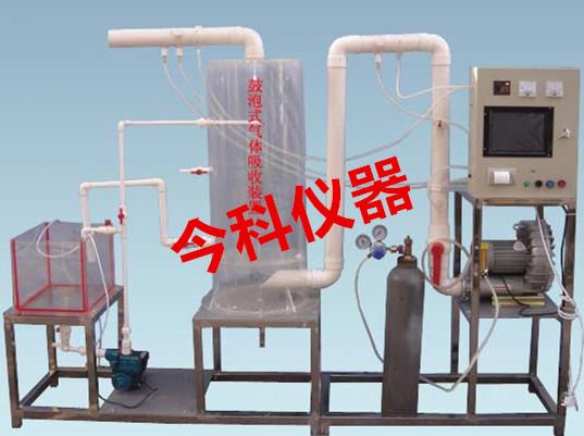 湖南数据采集型烟气脱硫实验装置 诚信为本 郑州今科教学仪器供应