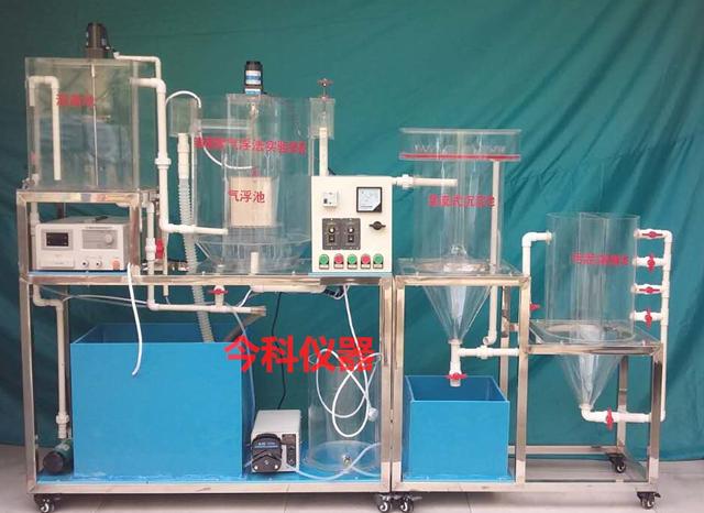 贵州排水实验设备厂家 欢迎咨询 郑州今科教学仪器供应