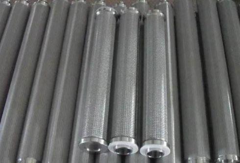 玻纤烧结滤芯定制厂家 新乡市清泉滤器设备供应