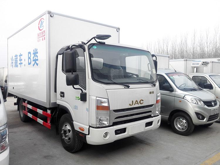 上海到内蒙古冷链货运公司,冷链