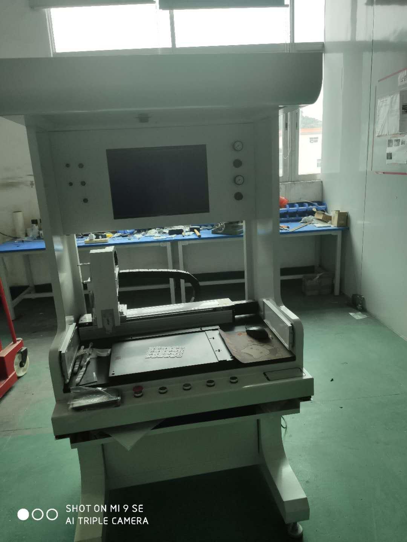 深圳視覺點膠機鑄造輝煌 深圳市群勛科技供應