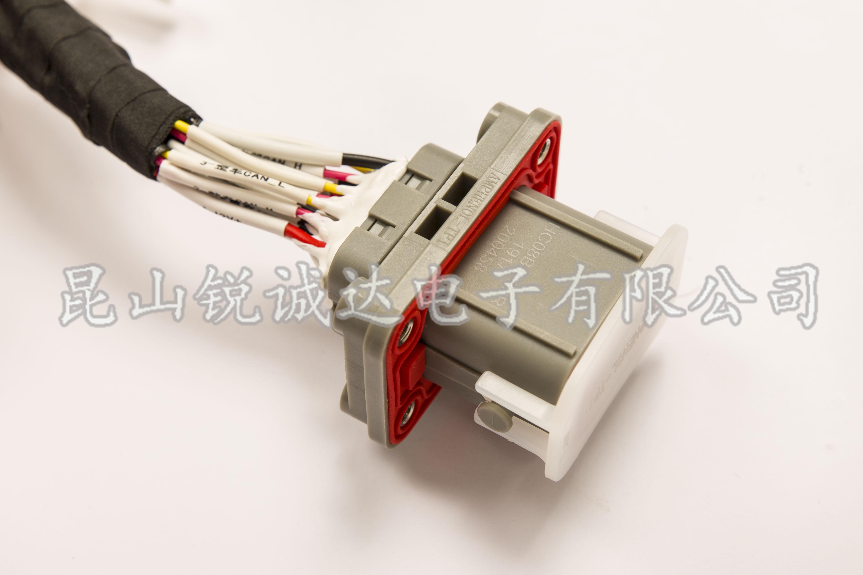 江苏高品质采集线束怎么定制 欢迎来电 锐诚达供