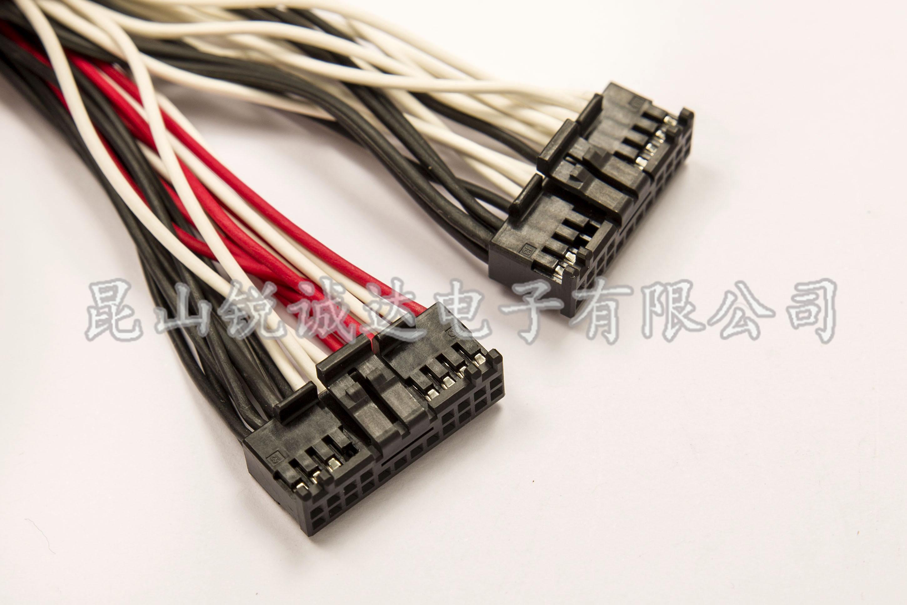 上海专业采集线束生产商 欢迎咨询 锐诚达供