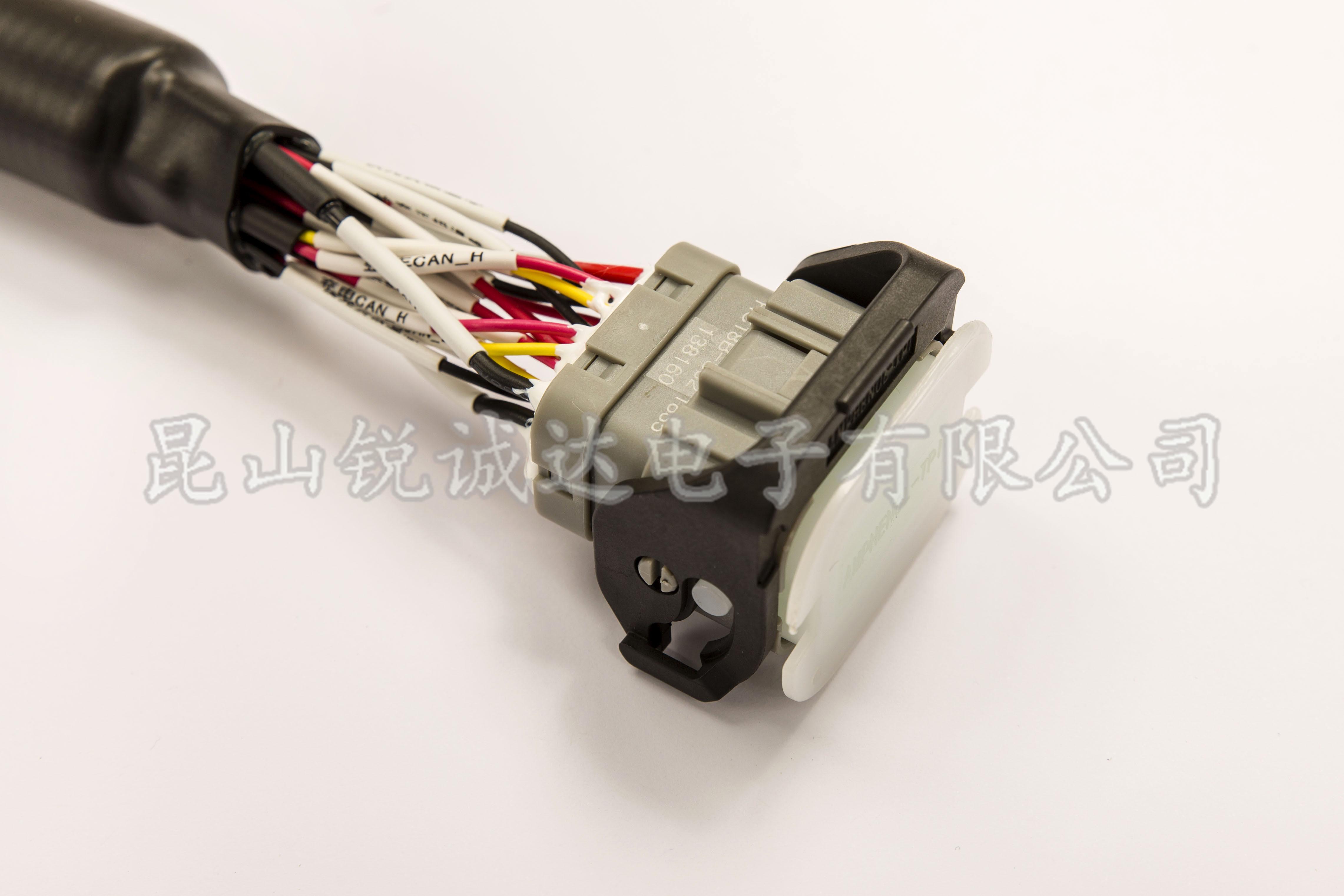 江蘇專業控制器線束制造廠家 歡迎咨詢 銳誠達供