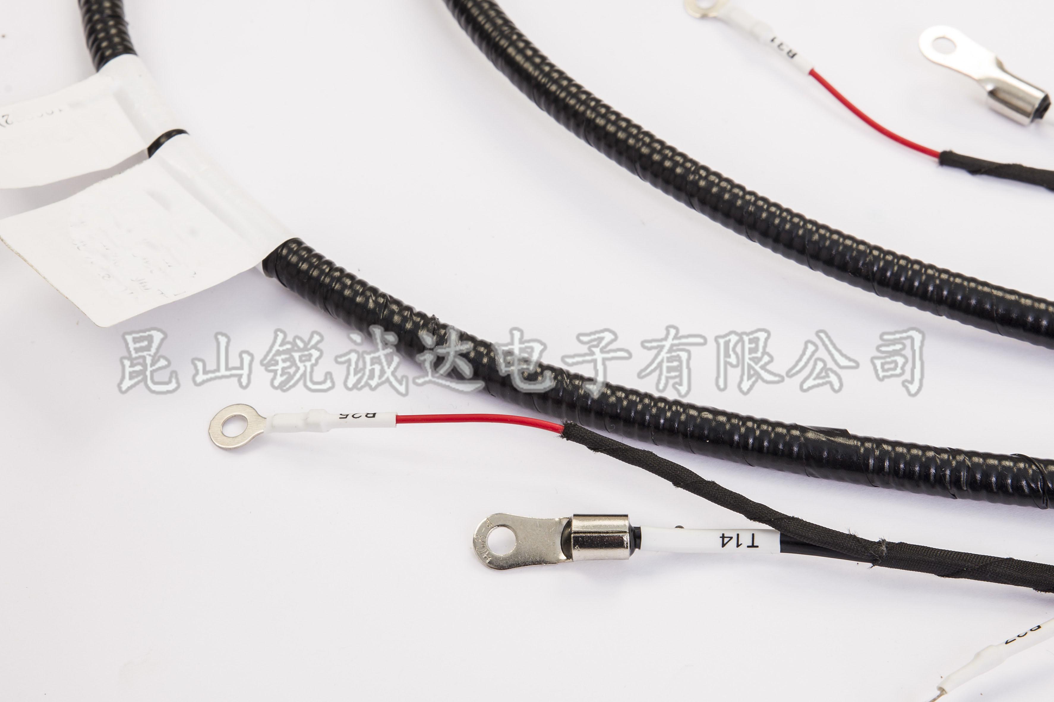 江蘇品質控制器線束設計廠家 歡迎來電 銳誠達供