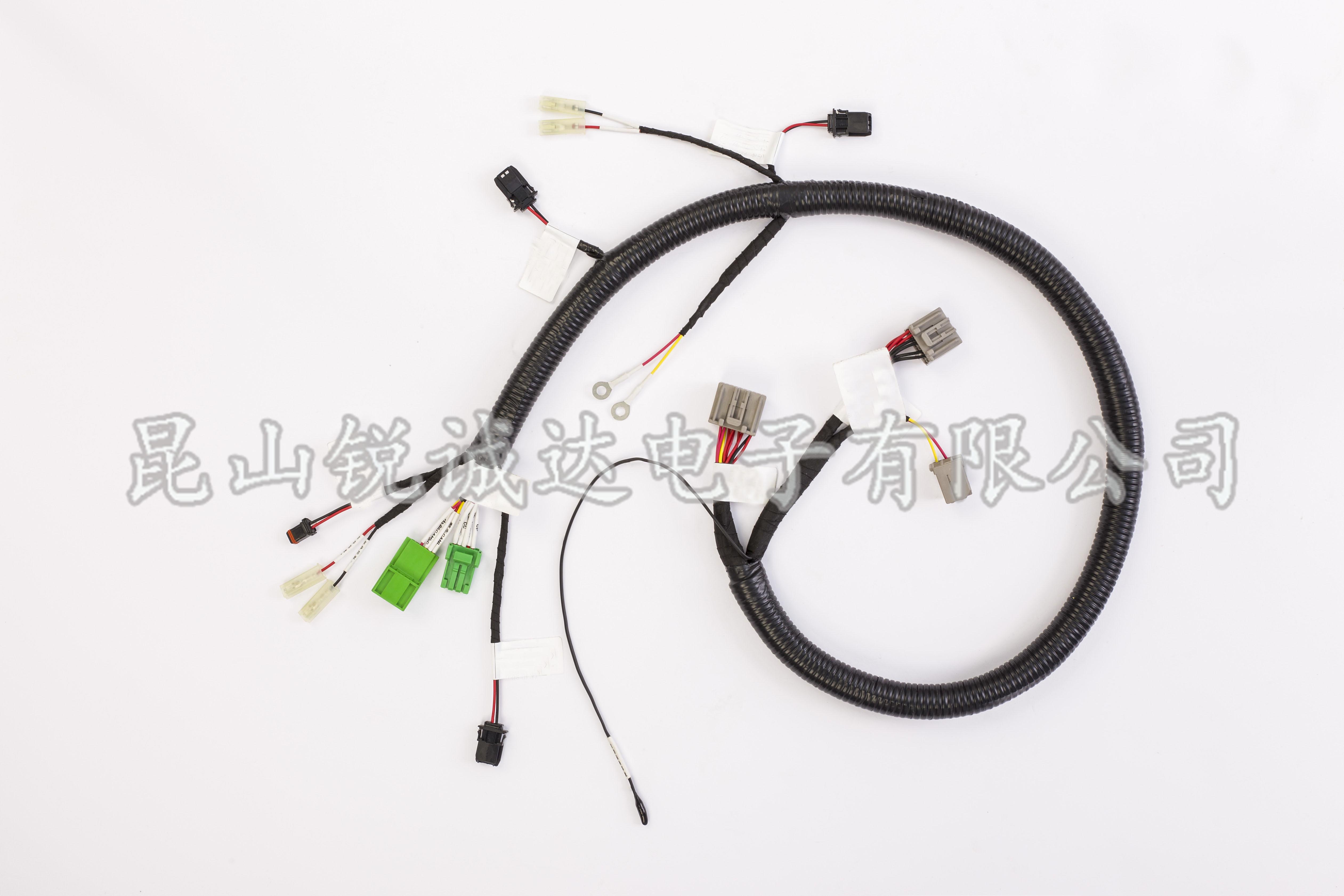 上海专业控制器线束加工工厂 欢迎咨询 锐诚达供