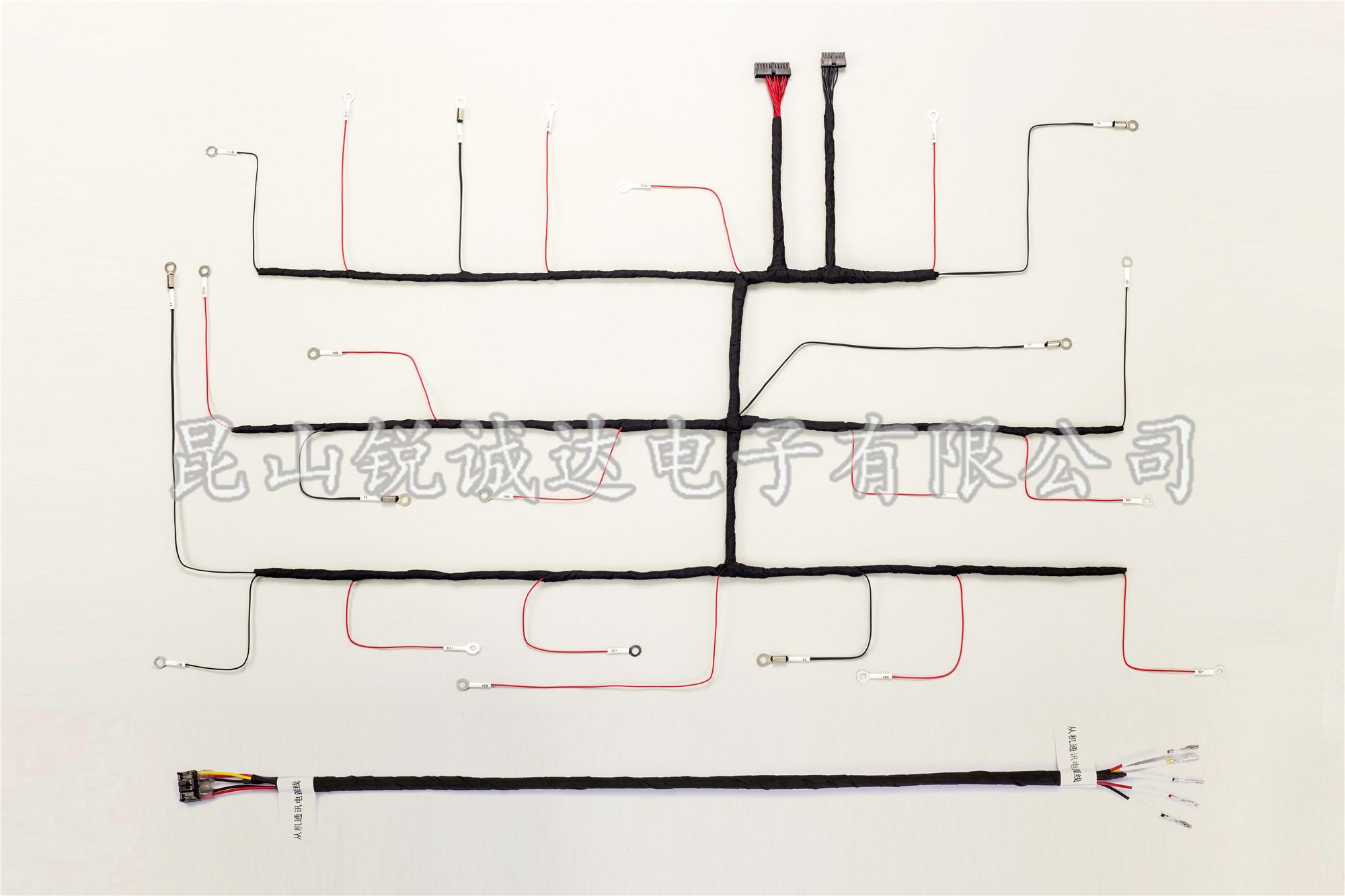 江苏高品质控制器线束质量厂 欢迎来电 锐诚达供